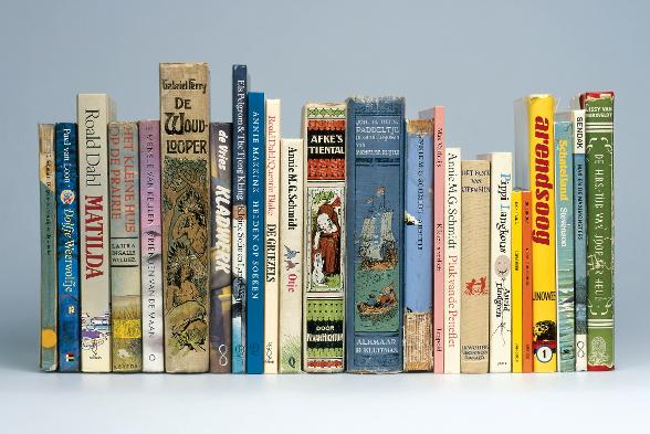 Dataset:  Titels van boeken en meer