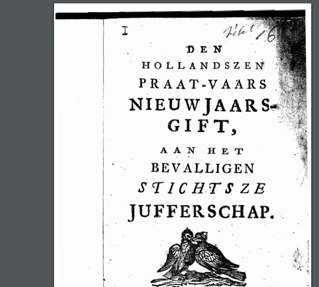 Collectie: Early Dutch Books Online