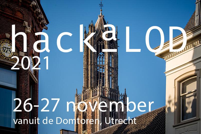 HackaLOD 2021: Schrijf je in!